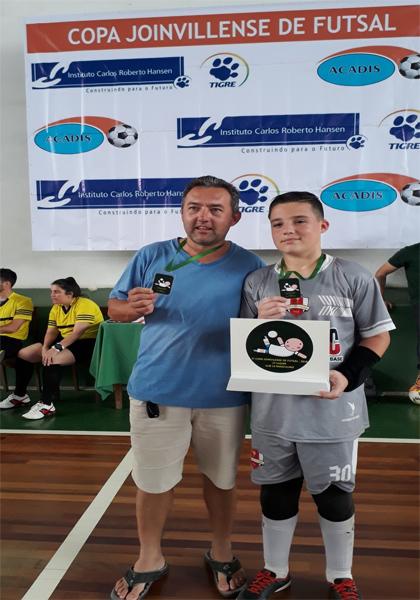 COPA JOINVILENSE DE FUTSAL 2018